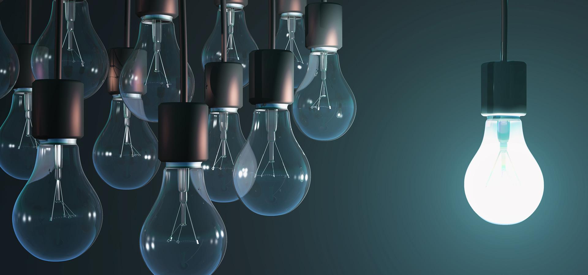 Novas ideias, novas soluções
